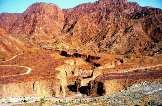 Горы Аль Хаджар
