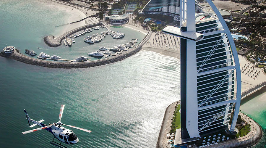 helicopter-sightseeing-tour-dubai